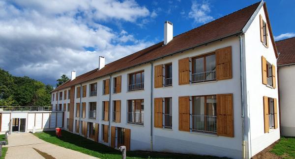Résidence Aînélys Versailles Habitat Le Bois de la Garenne les Loges en Josas