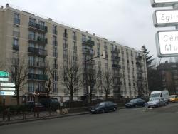 Résidence Pont Colbert (vue rue)