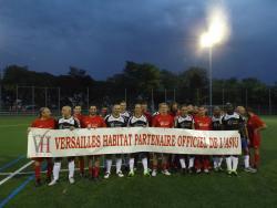 Versailles Habitat, sponsor et partenaire offciel de l'ASVJ
