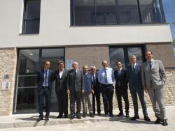 """Inauguration 49 logements à Rocquencourt """"Les Jardins de Chèvreloup"""""""