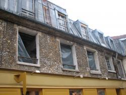 Rue des deux portes coeur de versailles versailles habitat - Creperie passage des deux portes versailles ...