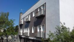 Résidence Colonel de Bange façade arrière (Sud)