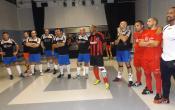 les équipes à l'issue du match du 14 septembre 2016