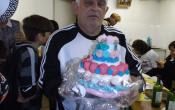 Un gâteau d'anniversaire qui a du succès