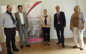 Le maire de Guyancourt en compagnie du Président et du Directeur général de Versailles Habitat