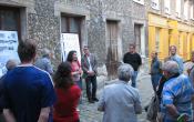 Réunion d'information riverains et commerçants projet des Deux Portes Versailles